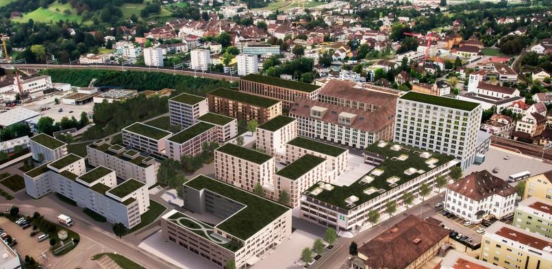 Im Lenz, Lenzburg G1 / C2 / C1